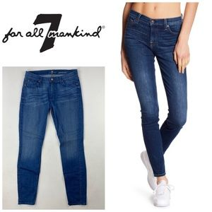 7FAM Gwenevere Skinny Jeans👖